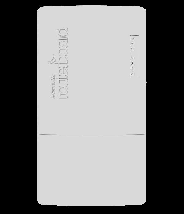 MikroTik PowerBox Pro - Маршрутизатор операторский, Коммутатор