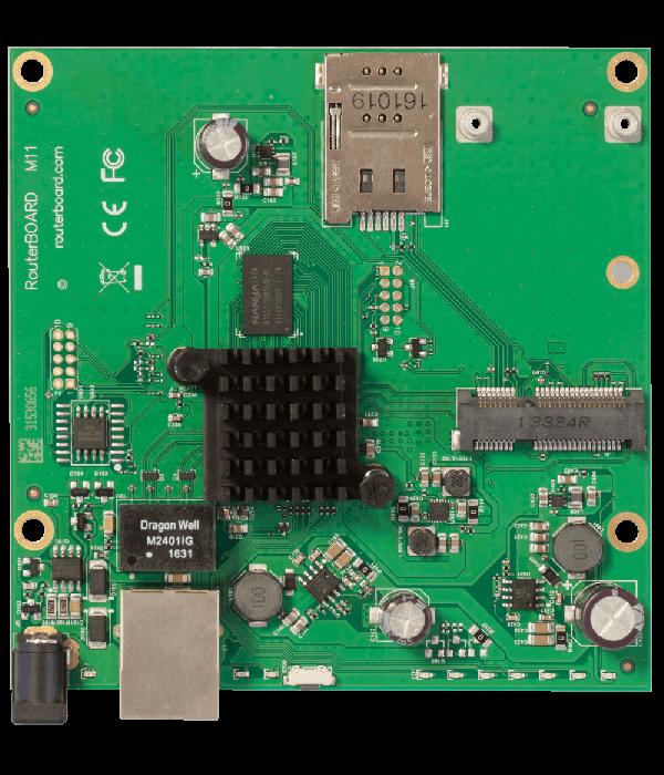 MikroTik RBM11G - Материнские платы для маршрутизаторов