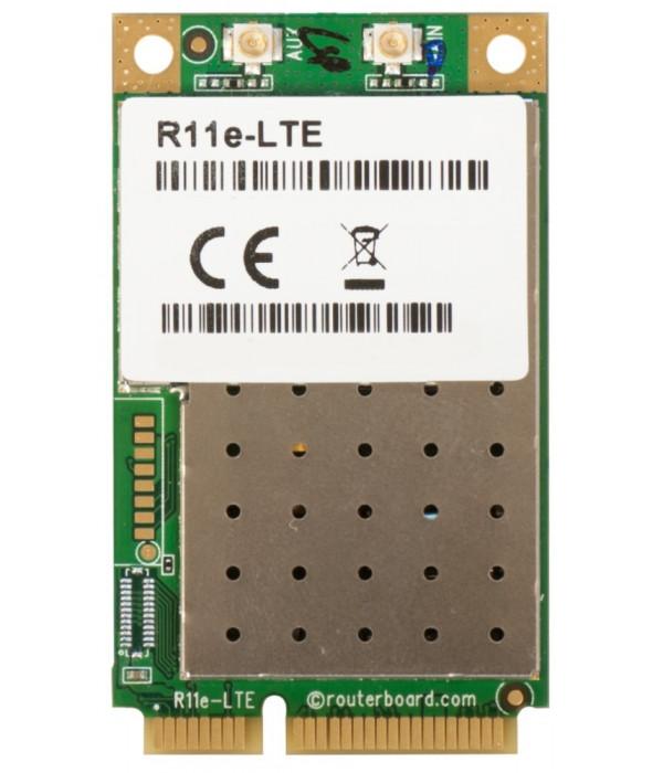 MikroTik R11e-LTE - 3G/4G Модем