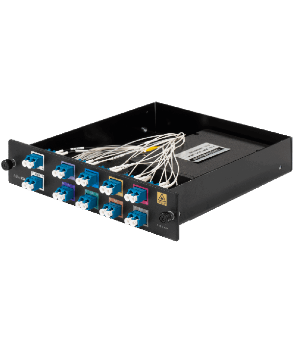 MikroTik CWDM-MUX8A - Мультиплексор CWDM