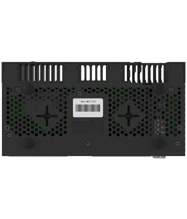 Mikrotik RB4011iGS+RM - Маршрутизатор операторский