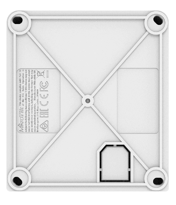 MikroTik GPEN11 - PoE Инжектор