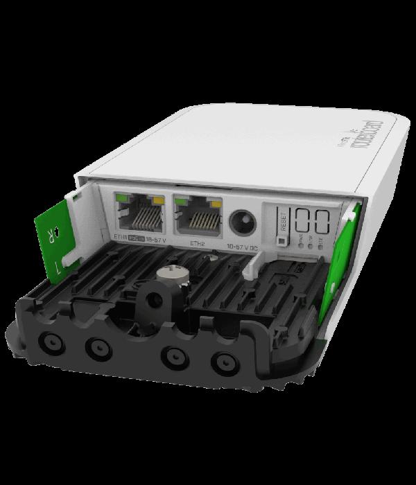 MikroTik wAP 4G kit - Точка доступа, Маршрутизатор с 3G/4G