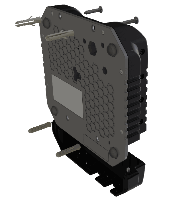 MikroTik LtAP 4G kit - Точка доступа, Маршрутизатор с 3G/4G