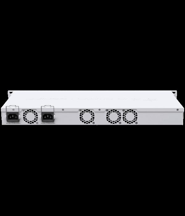 MikroTik CRS312-4C+8XG-RM - Коммутатор