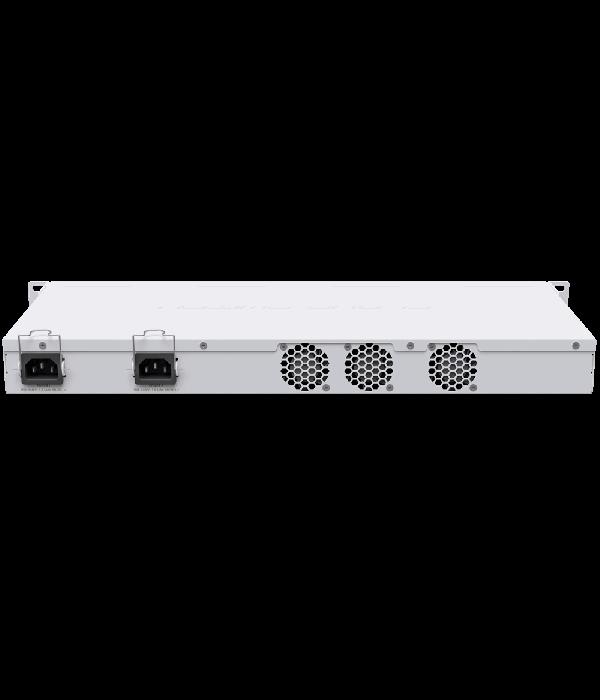 MikroTik CRS326-24S+2Q+RM - Коммутатор