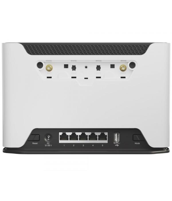 MikroTik Chateau LTE12 - Маршрутизатор с 3G/4G
