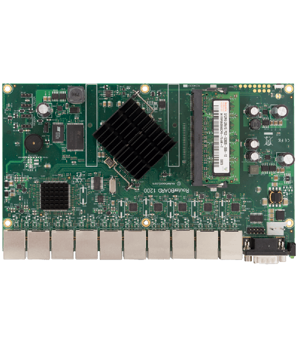 Mikrotik RB1200 - Маршрутизатор операторский