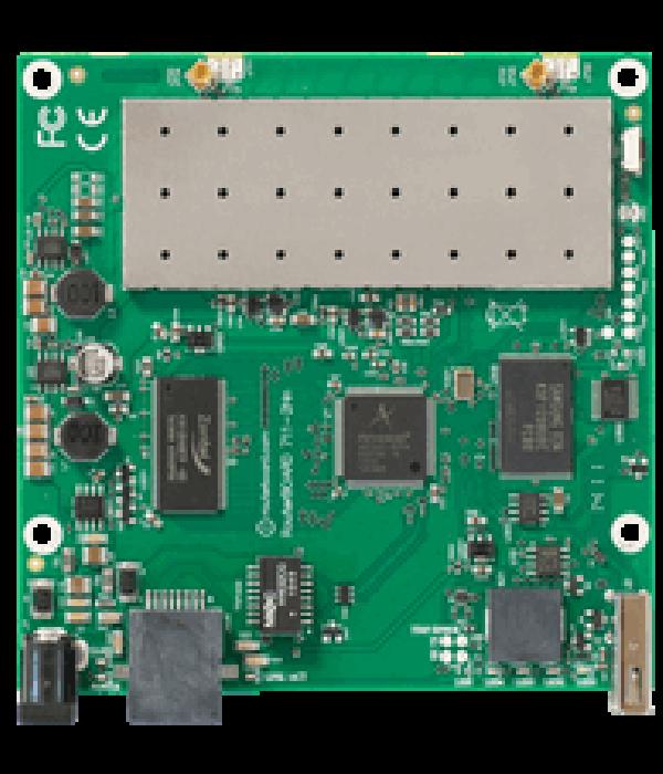 Mikrotik RouterBoard 711UA-2HnD - Материнские платы для маршрутизаторов