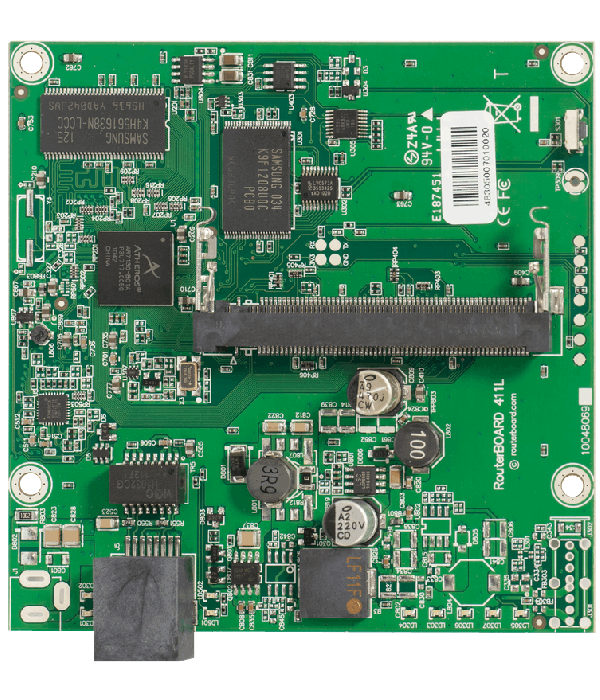 Mikrotik RouterBoard 411L - Материнские платы для маршрутизаторов