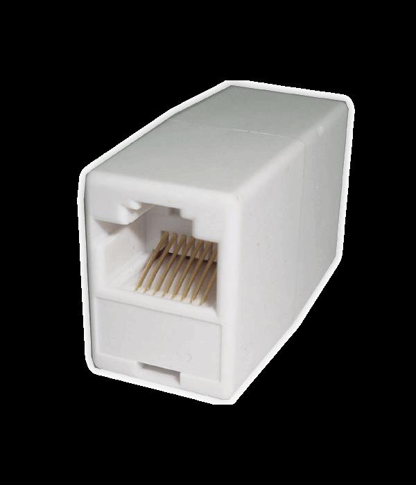 NEOMAX RJ45 Проходной адаптер для соединения патч-кордов  (EIC-UJJ0/EIC-UNJWH)