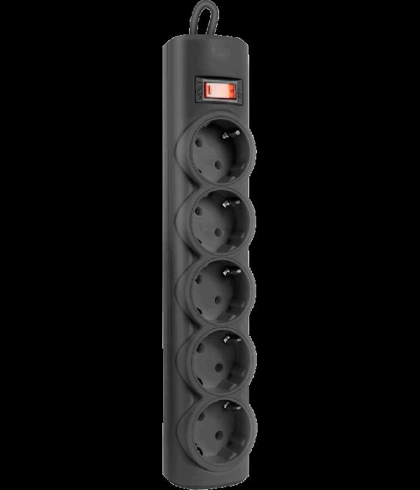 DEFENDER Сетевой фильтр 5M RFS 50 5OUTL. (99516) - Сетевой фильтр