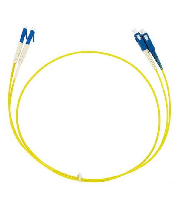 Патч-корд оптический TWT (TWT-2SC-2SC/M5-3.0). - Патчкорд оптический