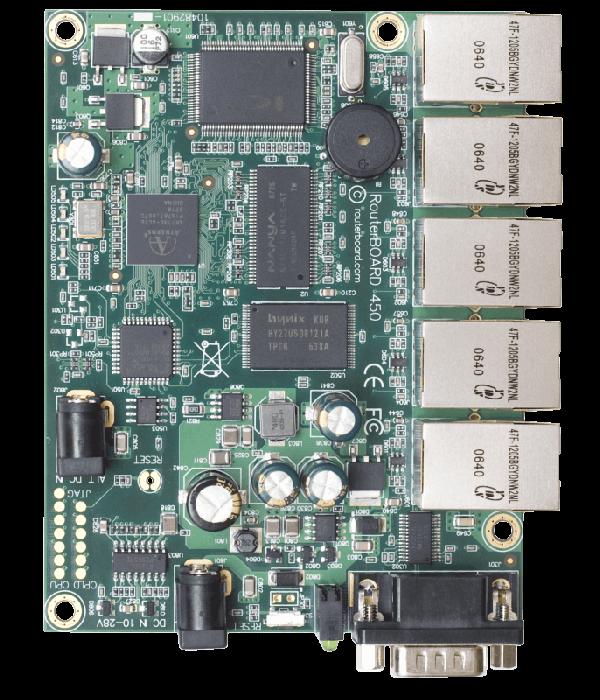 Mikrotik RouterBoard 450
