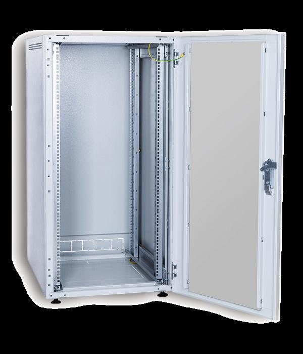 Шкаф напольный телекоммуникационный SUPRLAN ТН-24U-0608-СР-М - Телекоммуникационные шкафы, ящики