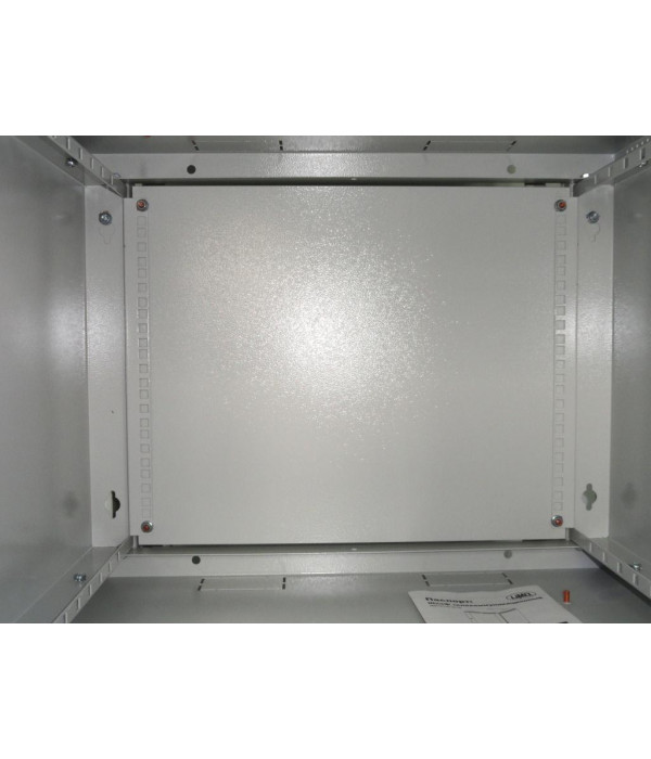 ЦМО Стенка задняя к шкафу ШРН, ШРН-Э и ШРН-М 12U в комплекте с крепежом (А-ШРН-12) - Телекоммуникационные шкафы, ящики