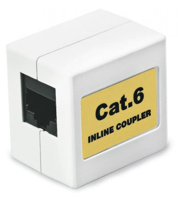 Hyperline CA-8P8C-C6-WH -