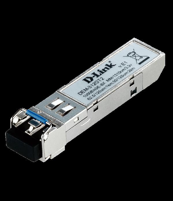 D-Link DEM-312GT2 - Трансивер