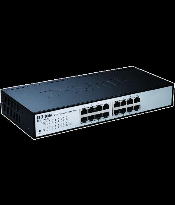D-Link DES-1100-16 - Коммутатор