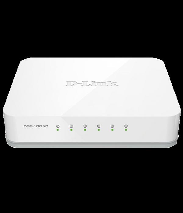 D-Link DGS-1005C