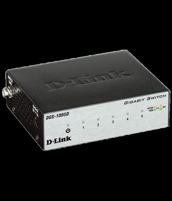 D-Link DGS-1005D/I3A - Коммутатор