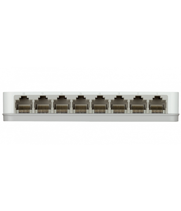 D-Link DGS-1008A/D1A - Коммутатор