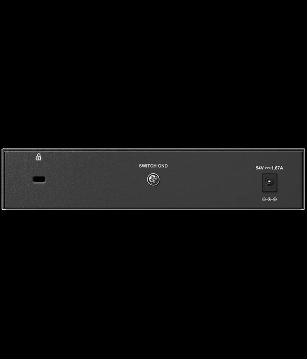 D-Link DGS-1008P/D1A - Коммутатор