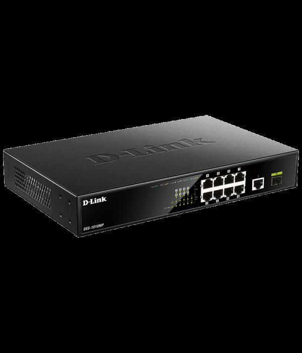 D-Link DGS-1010MP/A1A - Коммутатор