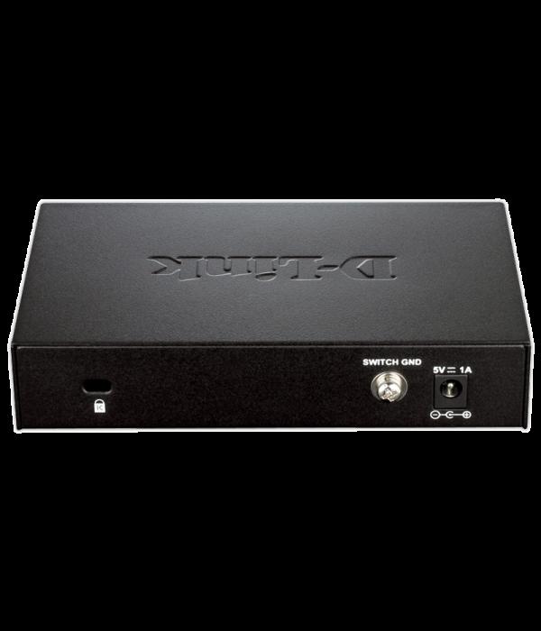 D-Link DGS-1100-05 - Коммутатор