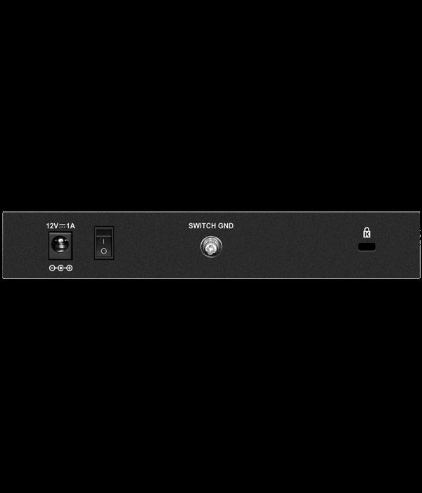 D-Link DGS-1100-08PD/B1A - Коммутатор