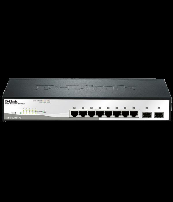 D-Link DGS-1210-10/C1A