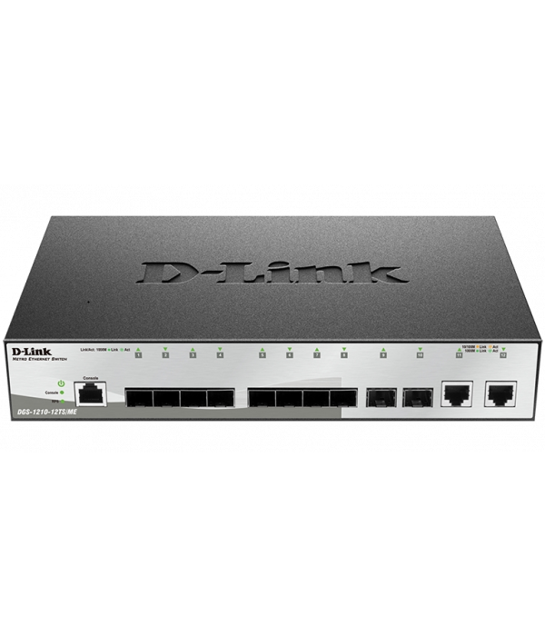 D-Link DGS-1210-12TS/ME/B1A - Коммутатор
