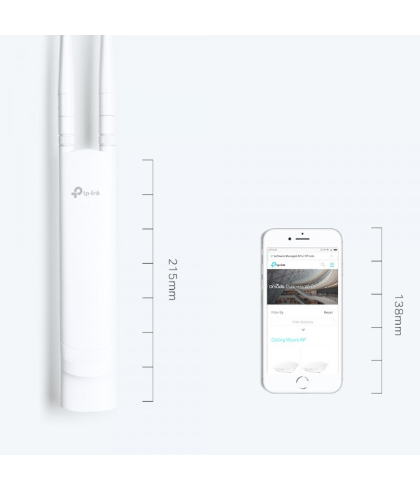 TP-Link EAP110-Outdoor - Точка доступа