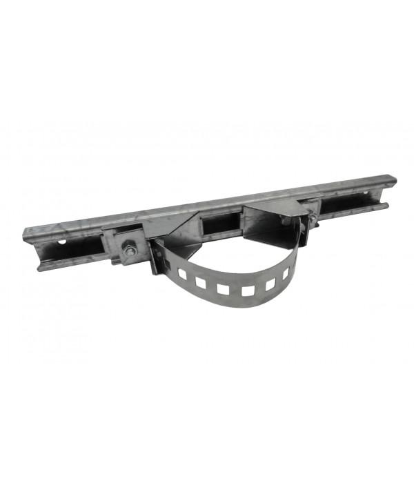 ЦМО Комплект крепления на столб для шкафов ШТВ-Н и EMW шириной 200-300 мм. (KKC-ШЭН-200-300) - Аксессуар для коммуникационных шкафов
