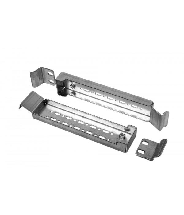 Elbox Шина монтажная 25х45 для шкафов EMW/EMWS глубиной 300 мм (EMW-RM-25.45.300) - Телекоммуникационные шкафы, ящики