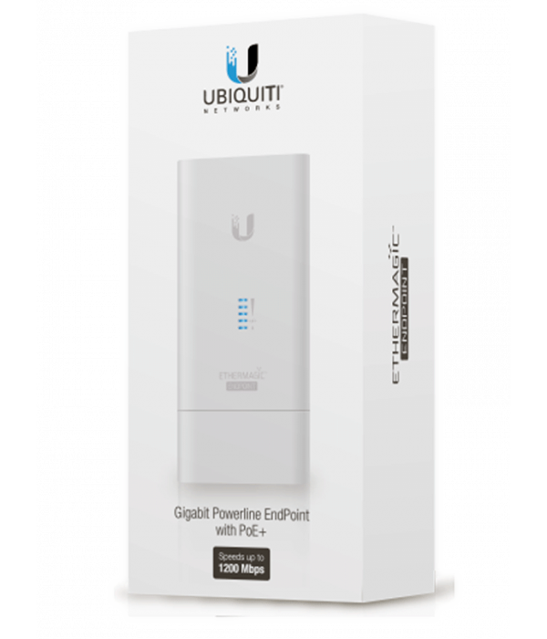 Ubiquiti EtherMagic EndPoint - Оборудование Powerline