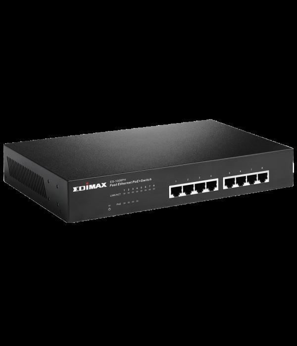 Edimax ES-1008PH - Коммутатор