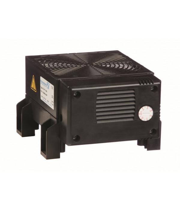 ЦМО Нагреватель Pfannenberg 400 Вт с вентилятором и встроенным термостатом, 230В (FLH-T 400) - Аксессуар для коммуникационных шкафов