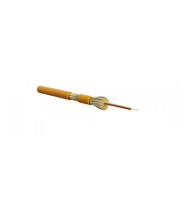 Hyperline FO-DT-IN-50-4-LSZH-OR -