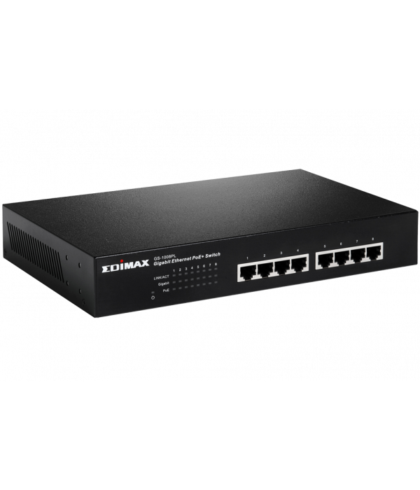Edimax GS-1008PL - Коммутатор