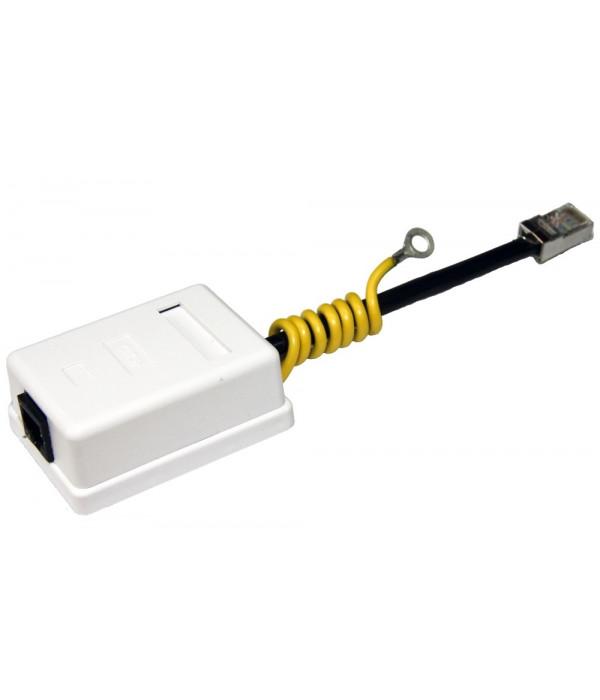 Грозозащита портов ethernet 10/100/1000 мбит. SOSNA-1000 - Грозозащита