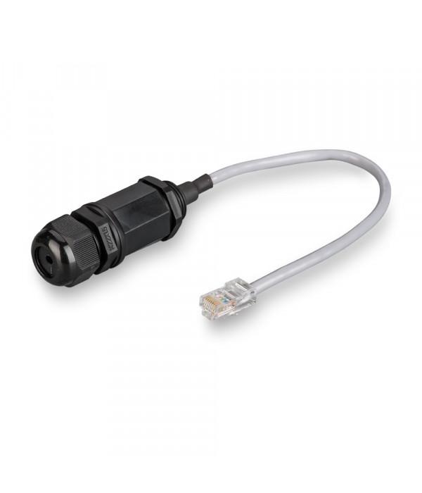 Гермоввод сетевой Ethernet GOLD - 25cm IP68 - Кабельный ввод (гермоввод)