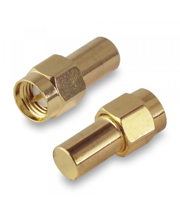 Согласованная нагрузка SMA(male), 50 Ом, до 1 ГГц, до 1 Вт - Аттенюаторы и нагрузки
