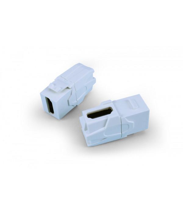 Hyperline KJ1-HDMI-AV18-WH -
