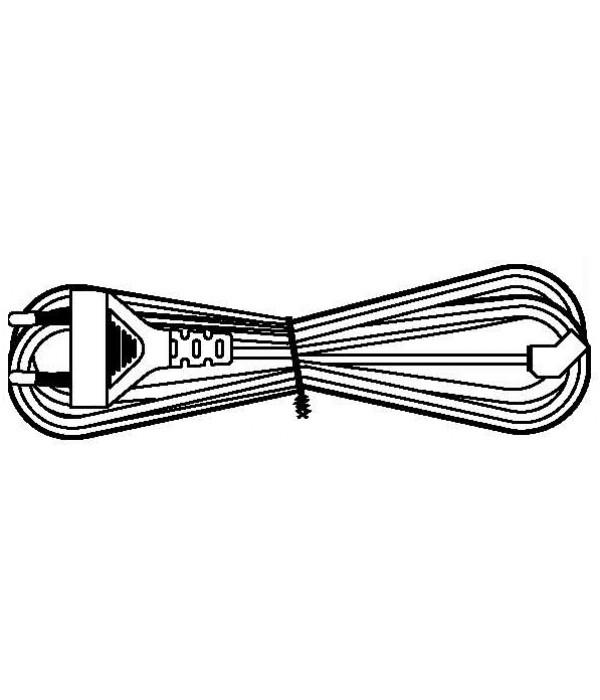 Hyperline KL-FCRD-1F-EU-1.8-BK -