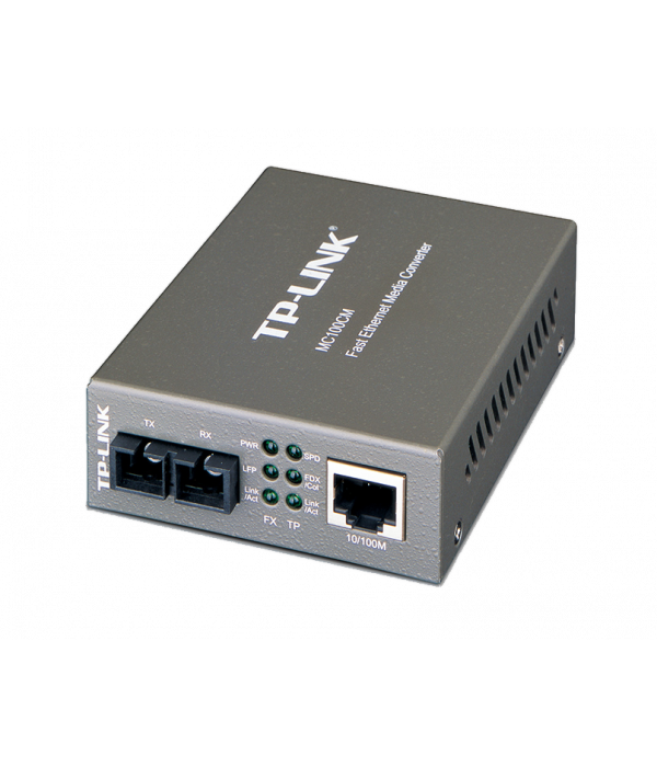 TP-Link MC100CM - Медиаконвертор