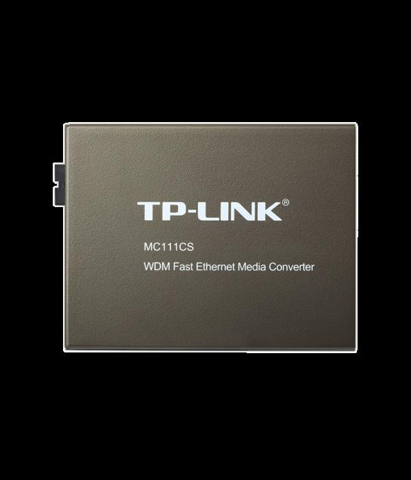 TP-Link MC111CS - Медиаконвертор