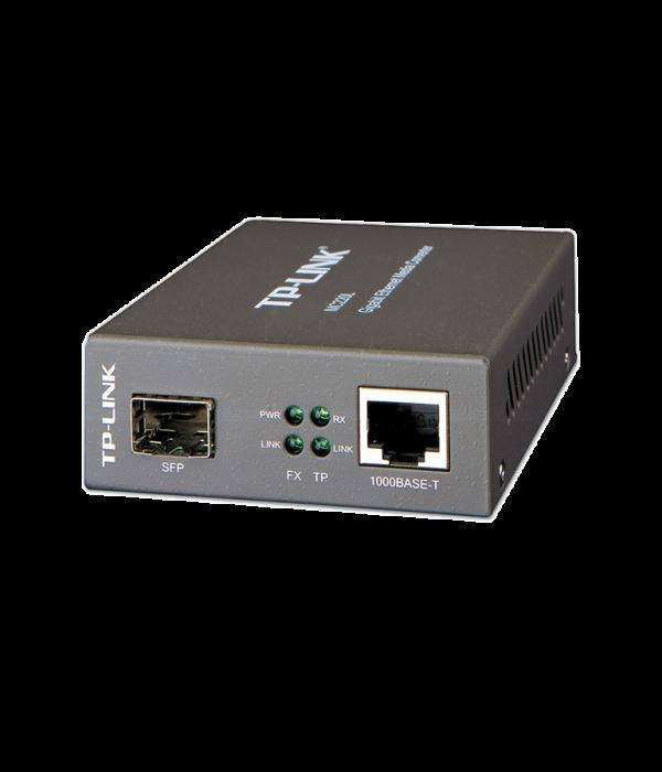TP-Link MC220L - Медиаконвертор