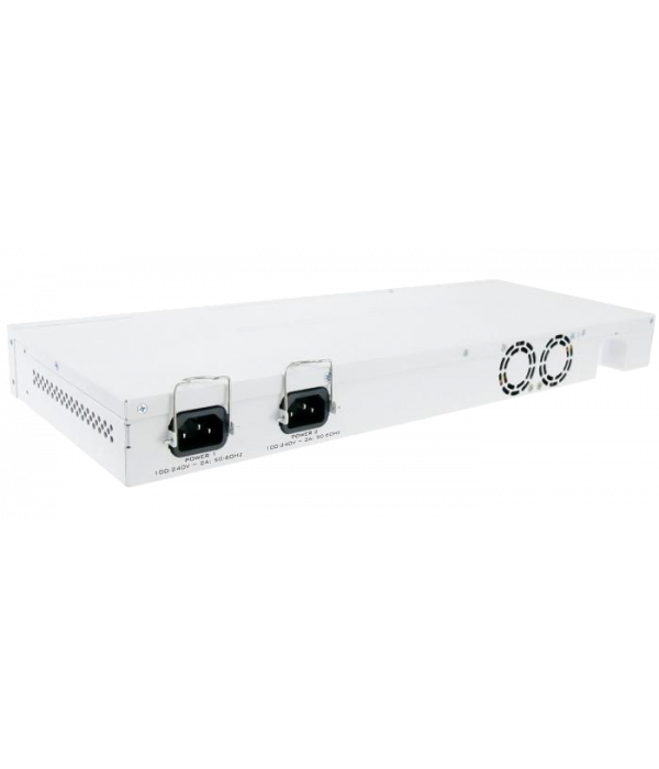 Mikrotik CCR1009-8G-1S-1S+ - Маршрутизатор операторский