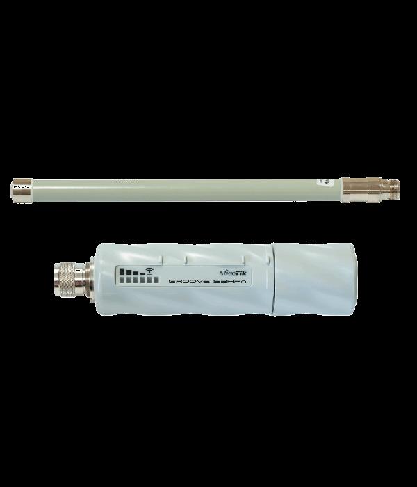 Mikrotik GrooveA 52 ac - Беспроводной мост, Базовая станция, Точка доступа, Клиентское устройство